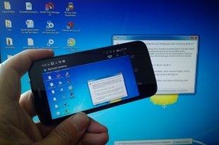 chrome remote desktop remote pc dari android