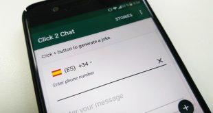Cara Mudah Kirim Pesan Whatsapp Tanpa Simpan Nomor HP Terlebih Dulu