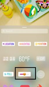Fitur Terbaru Insatgram ! Kini Followers Instagram Bisa Menambahkan Fitur Emoji Slider Dan Menilai Berdasarkan Skala