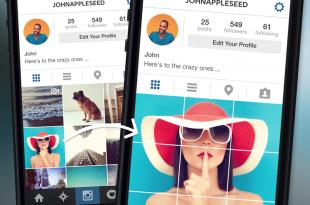 Cara Mudah Membuat Feed Instagram Nyambung