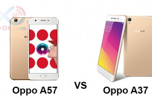 Oppo A57 Vs Oppo A37, Oppo A57, Oppo A57