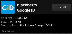 Cara Mudah Pasang Playstore Di Blackberry Z10 & Z3