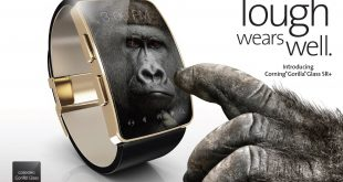 Corning Hadirkan Gorilla Glass untuk Layar Smartwatch