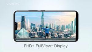 Full View Display vivo v9