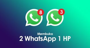 Cara Mudah Punya WhatsApp Ganda