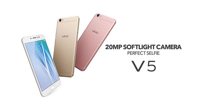 vivo v5, harga vivo v5, spesifikasi vivo v5, harga vivo