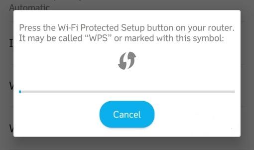 Fungsi Tersembunyi Tombol WPS yang Ada Pada Perangkat Wifi