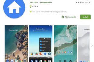 Google Tarik Kembali Rootless Pixel Launcher dari Play Store