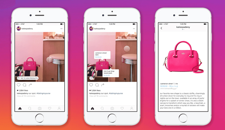 Instagram Ingin Tambahakn Fitur Belanja Pada Aplikasinya