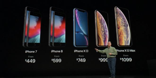 harga iphone XS, XS Max dan XR