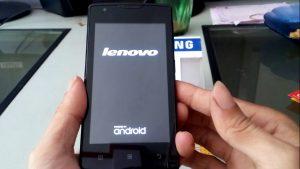 Cara Mudah Buka Smartphone Lenovo Lupa Password