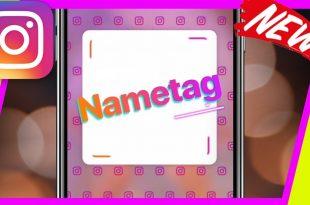 Instagram Tambahkan Fitur Baru Bernama Nametag