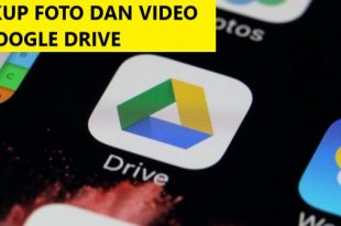 cara backup foto ke google drive