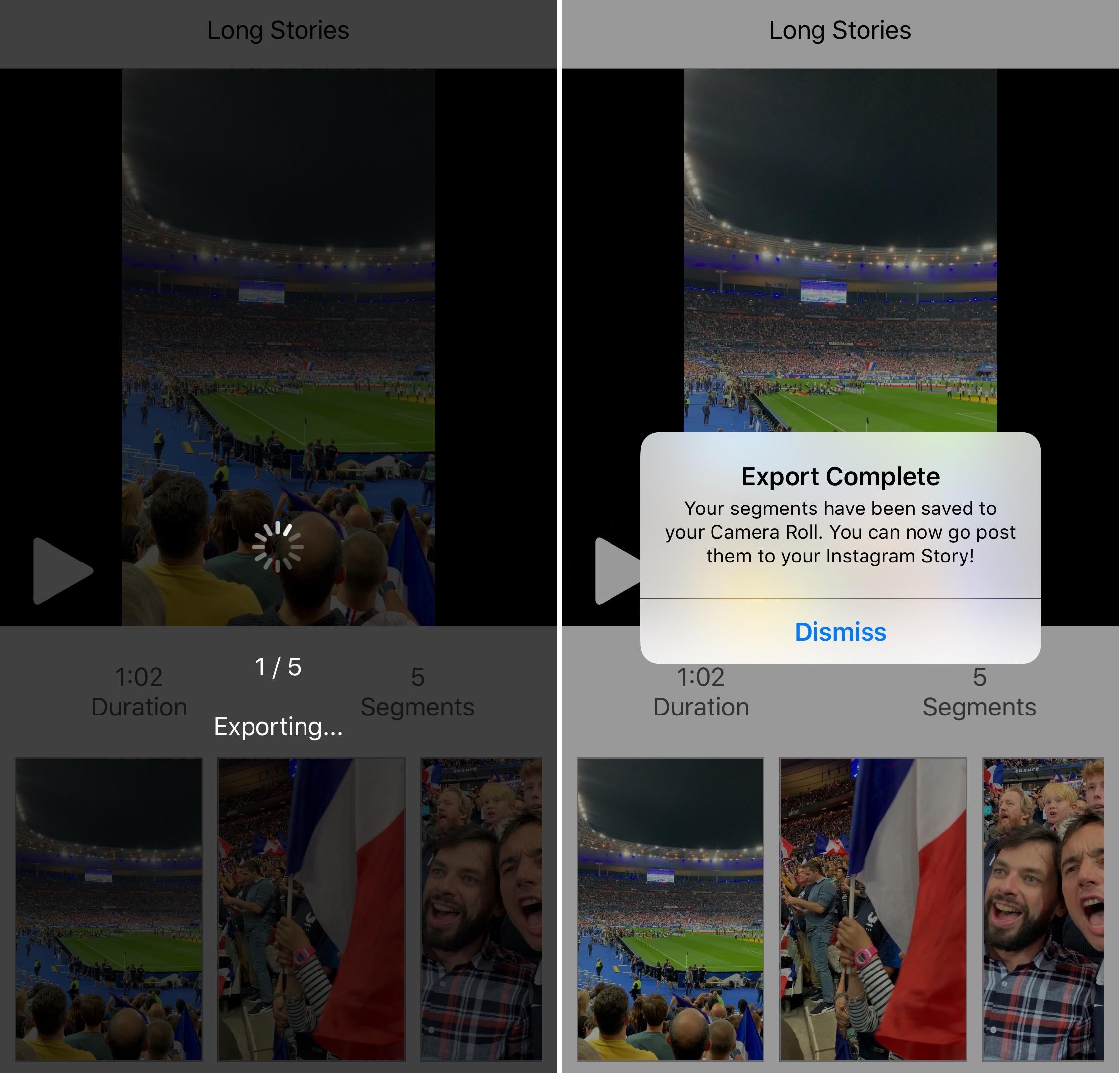 Cara Baru Upload Video Di Instagram Story Lebih Lama