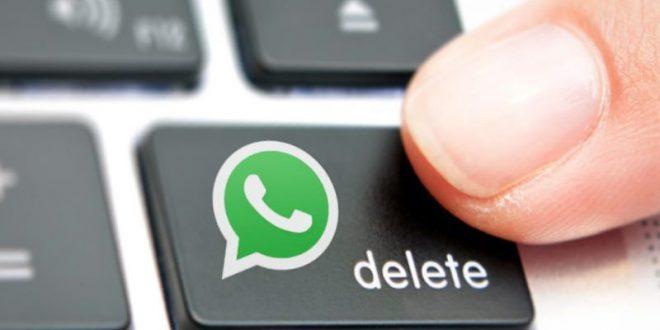 Cara Menghapus Akun WA, hapus akun whatsapp, delete akun whatsapp