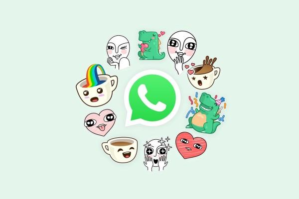 Cara Mudah Buat Stiker Sendiri di WhatsApp