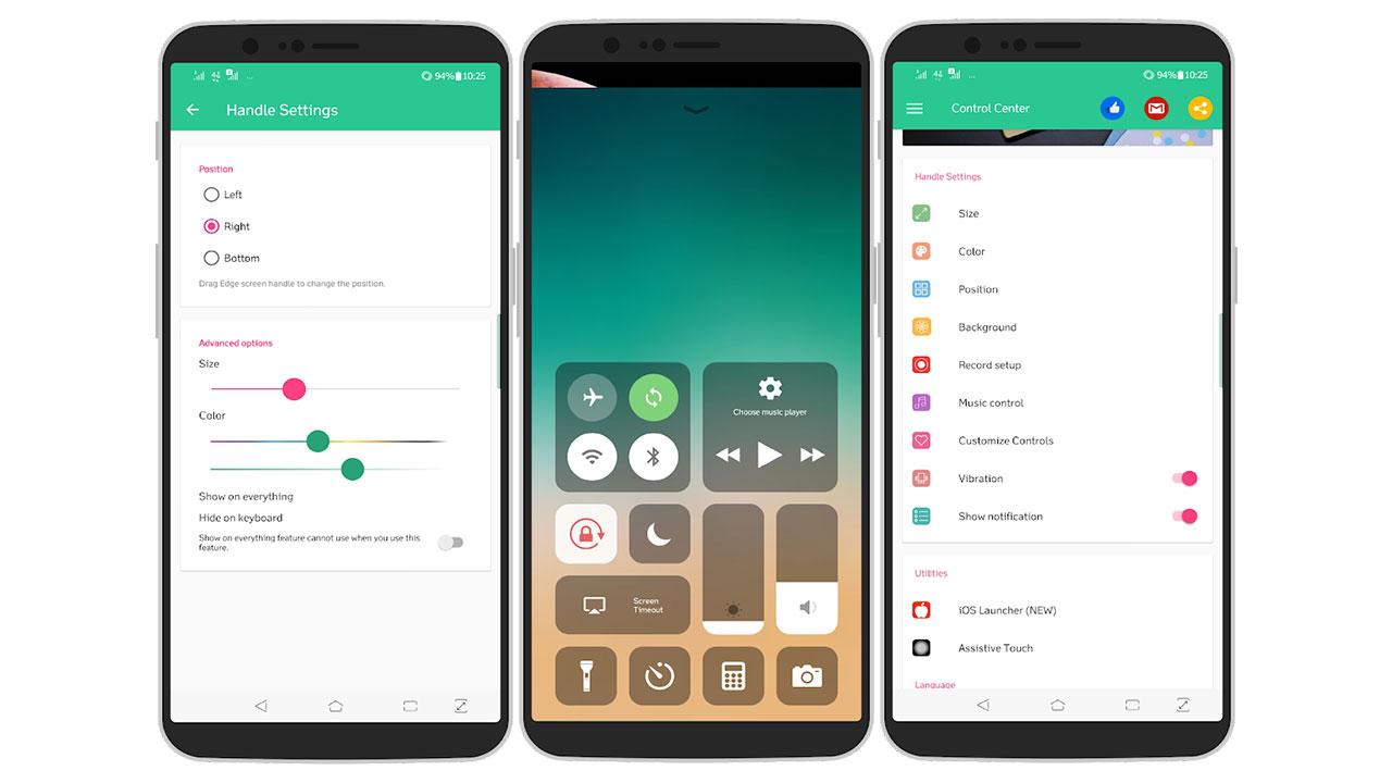 Cara Mudah Ganti Tampilan Android Jadi iOS 12,cara ganti tampilan android jadi iPhone,ganti tampilan android,cara ganti tampilan seperti iPhone