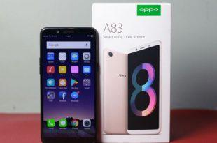 Ganti Font Oppo A83