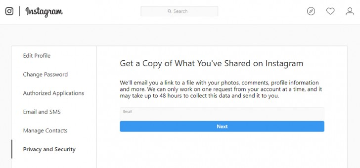 "Kesalahan Keamanan Pada ""Download Your Data"" di Instagram"