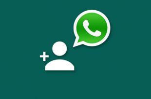 cara menambah teman di wa, whatsapp, cata tambah teman whatsapp, add friend whatsapp
