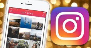 Begini Cara Pamerkan Like Instagram Dengan 2018 Bestnine,cara membuat 8 foto instagram,cara membuat bestnine instagram,bestnine2018
