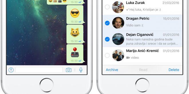Cara pindah whatsapp ke iphone
