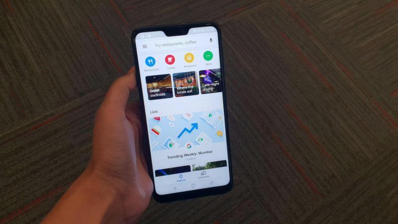 Menu Baru Google Maps Yang Menambahkan Tab Untuk Aplikasi iOS dan Android,fitur baru google maps, hack google maps, kesasar google maps, mudah dengan google maps