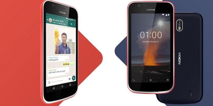 Bocoran Spesifikasi Smartphone Android Go Baru dari HMD Global,nokia 8.1 plus,nokia 1,hmd global