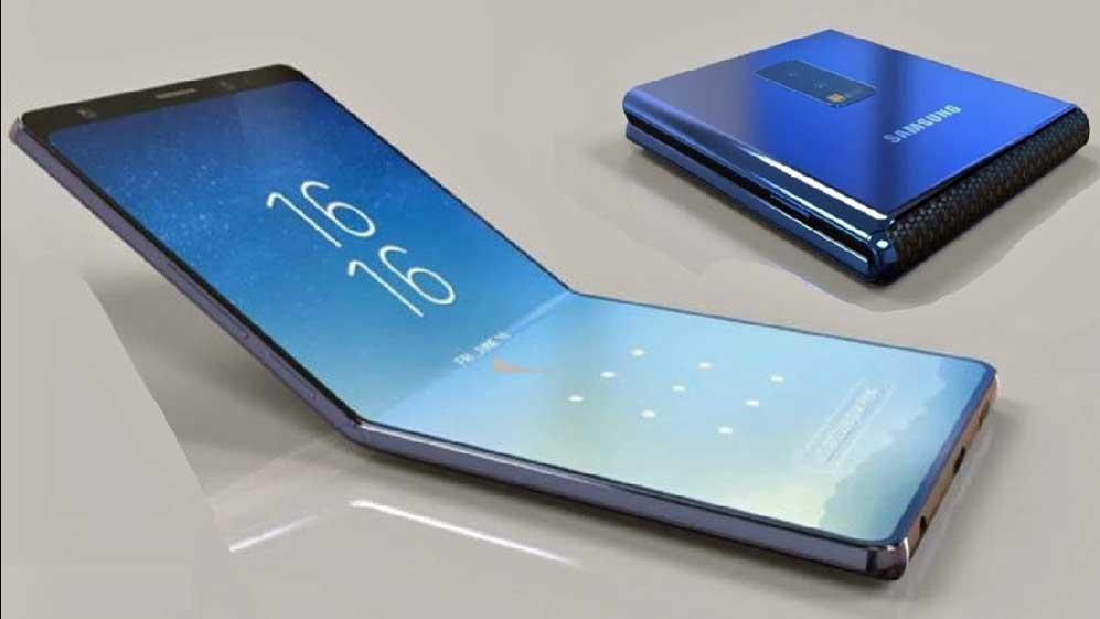 Smartphone Lipat Samsung Akan Hadir pada Februari 2019