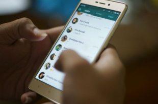 Whatsapp Kini Batasi Forward Pesan Untuk Memangkas Hoax