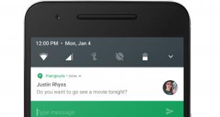 Android sembunyikan notifikasi