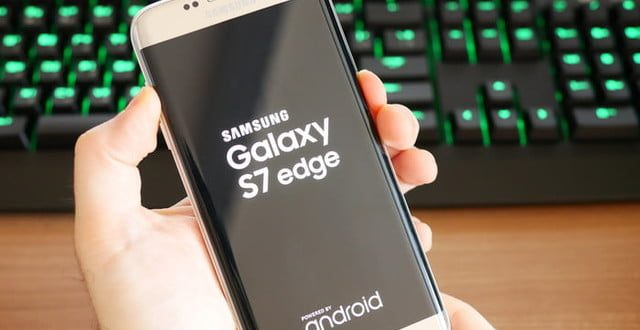 How to reset samsung s7 edge