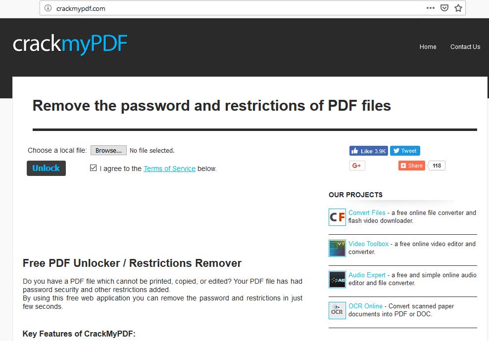 Cara Mudah Membuka File PDF Terkunci