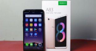 Kelebihan Oppo A83