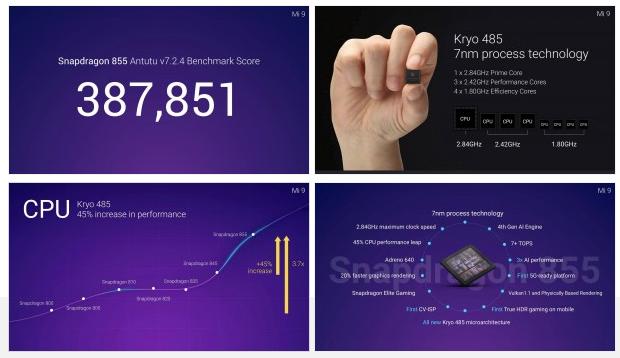 Xiaomi Resmi Konfirmasi Mi 9 Akan Menggunakan chipset Snapdragon 855,xiaomi mi 9,Snapdragon 855,hp xiaomi terbaru,chipset xiaomi
