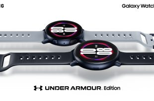 Samsung Luncurkan Galaxy Watch Active2 Under Armor Edition