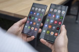 Bagian Layar Galaxy Note10 and Note10+