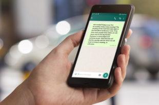 cara mengirim chat whatsapp tanpa mengetik