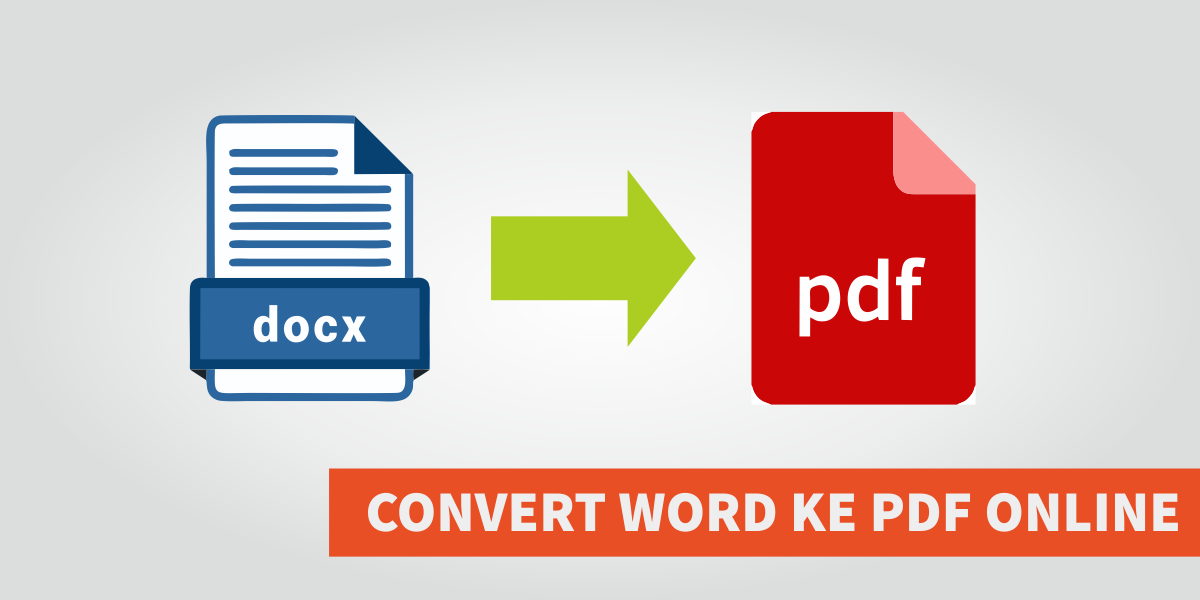 Konverter Word Ke Pdf Konversi Online Doc Dan Docx Ke Pdf Lemoot