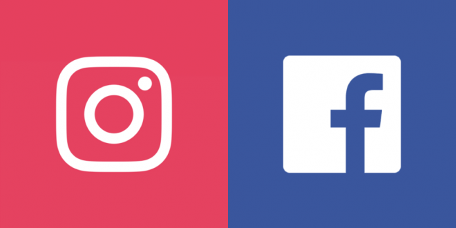 Connect instagram and facebook